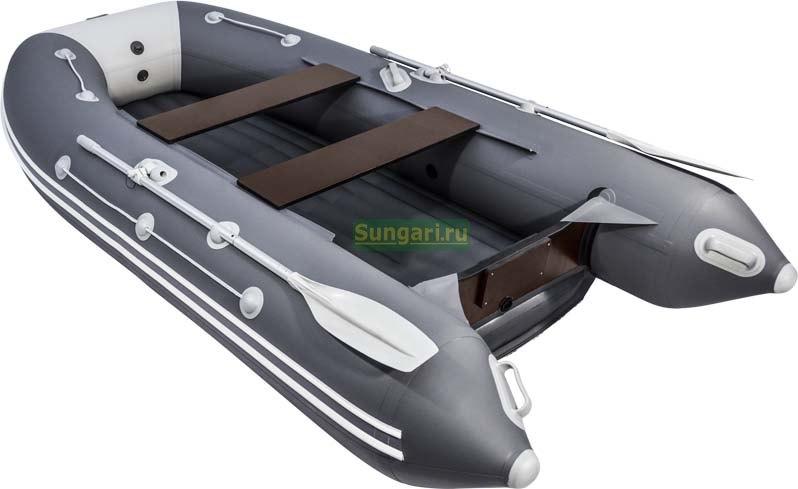 Лодка ПВХ Таймень LX 3600 НДНД надувная под мотор купить в Екатеринбурге низкая цена в интернет магазине Сунгари! Базовая комплектация